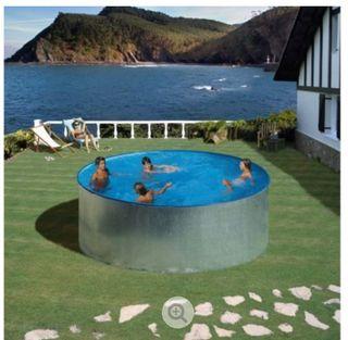 Vendo chasis piscina 350x90 sin liner