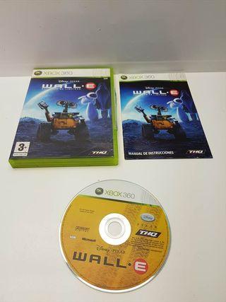 Juego Xbox 360 Walle