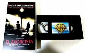 El Exorcista (Montaje del director) VHS