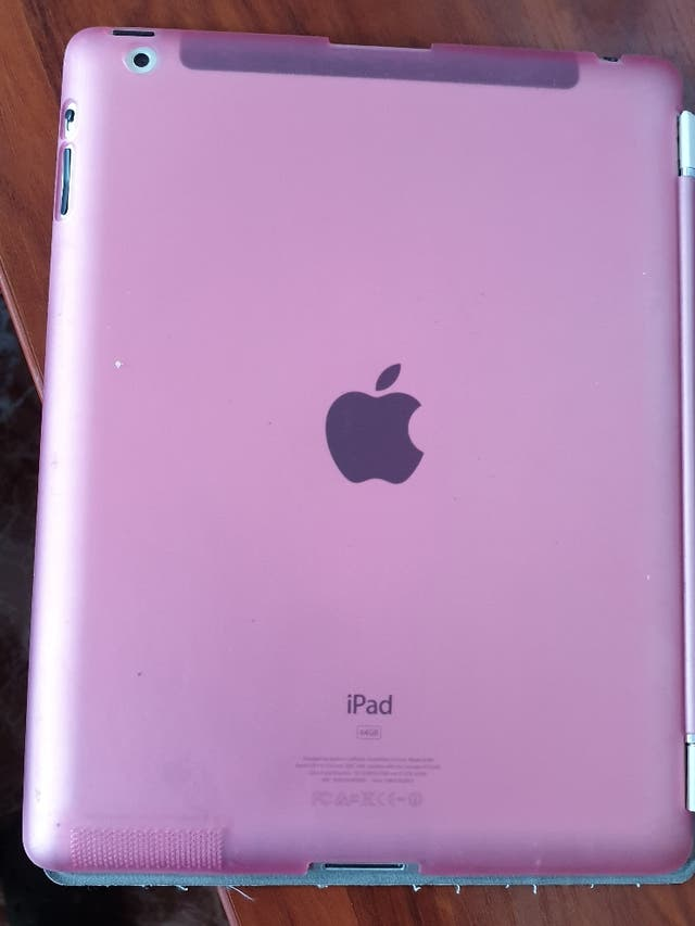 iPad y MacBook Pro