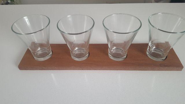 Juego de vasos