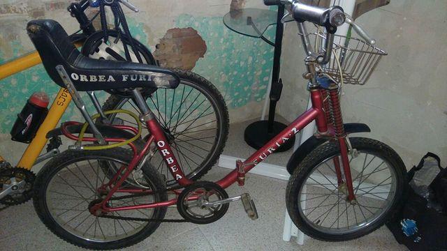 Bicicleta Orbea Furia