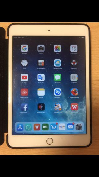 iPad mini 3 4G 64GB impoluto