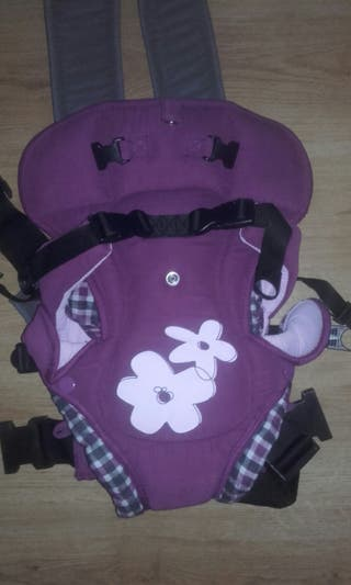 mochila portabebe Jané