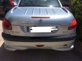 Peugeot 206 Cabrio 2002