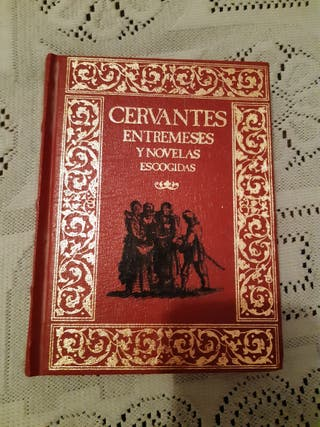 Cervantes, Entremeses y novelas escogidas.
