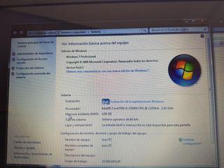 Ordenador portátil Dell Xps 15 pulgadas.