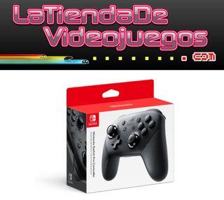 Mando Nintendo Switch Pro Controller