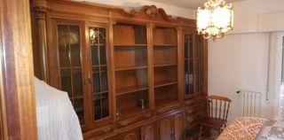 Mueble de salón rústico, largo 3,10m