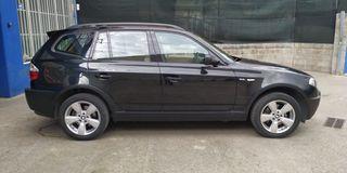 BMW X3 2004 2.5i gasolina
