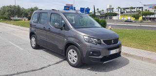 COMO NUEVA Peugeot Rifter 1.5 HDI 100 CV AÑO 2019