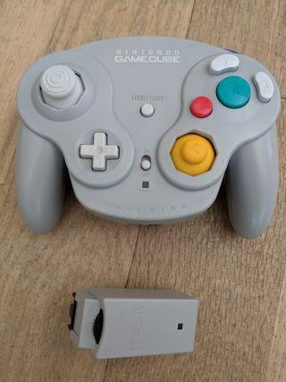 Mando inalámbrico Nintendo GameCube