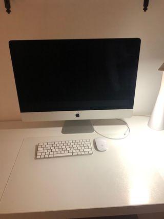 Ordenador iMac.