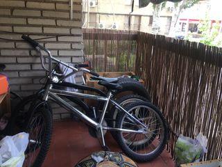 Dos bicicletas bmx 50 euros