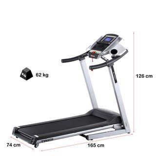 Cinta de correr TR101i Bladez Fitness