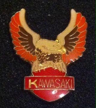 PIN KAWASAKI