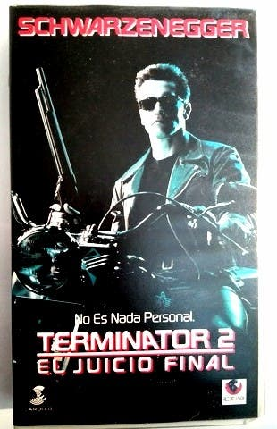Terminator 2 -The Judgment Day- VHS