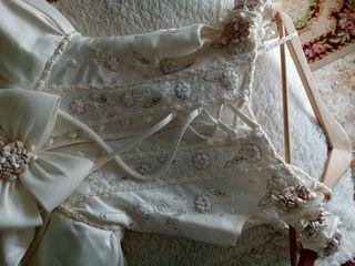 vestido novia Pronovias, regalo velo