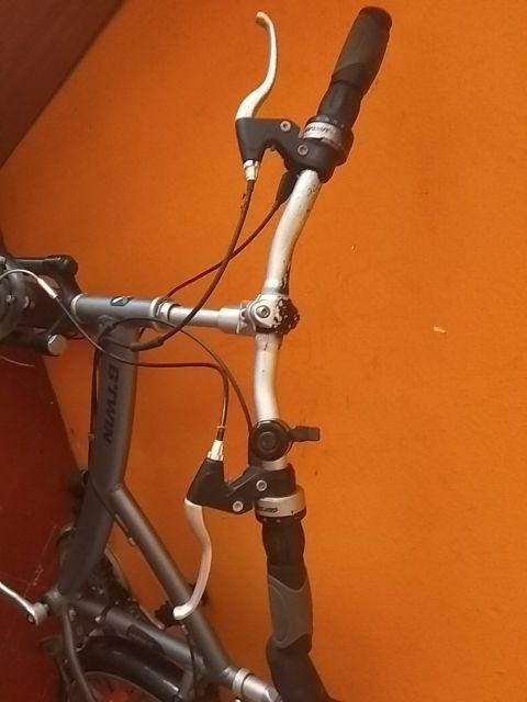 btwin bicicleta