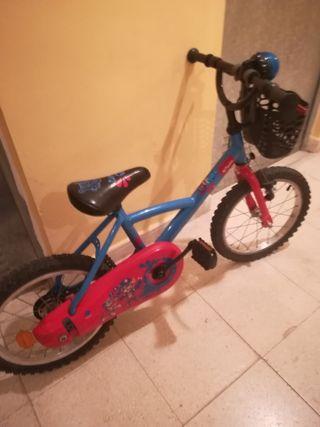 bicicleta nino perfecto estado