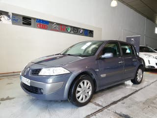 Renault Megane noviembre 2006 1.5 tdci