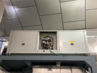 Aire acondicionado industrial 35.000 frigorias