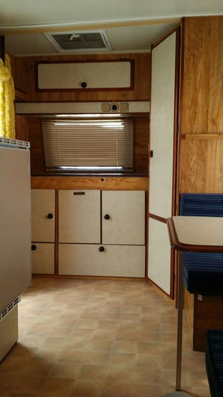 caravana Roller phenix 4'45