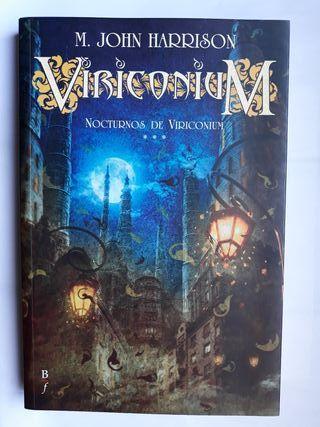 Novela: Nocturnos de Viriconium