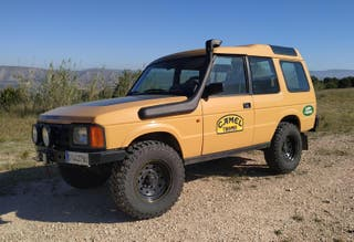 Land Rover Discovery 2.5 TD 1993