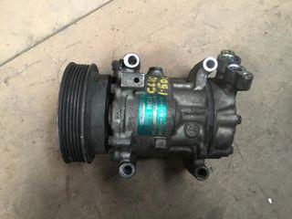 Compresor aire acondicionado Renault Clio II