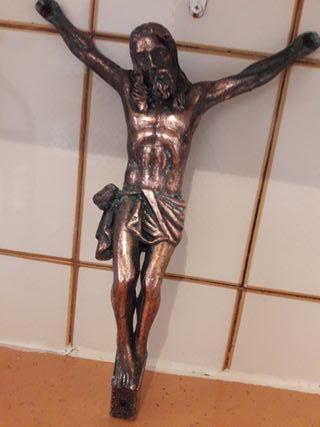 figura bronce