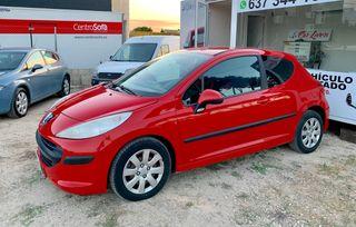 Peugeot 207 ¡IMPOLUTO!
