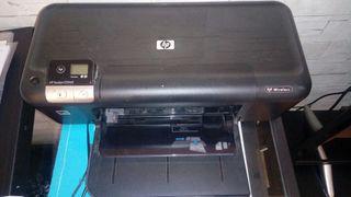 impresora hp 5500 con wifi