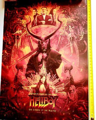 Póster Hellboy EDICIÓN LIMITADA