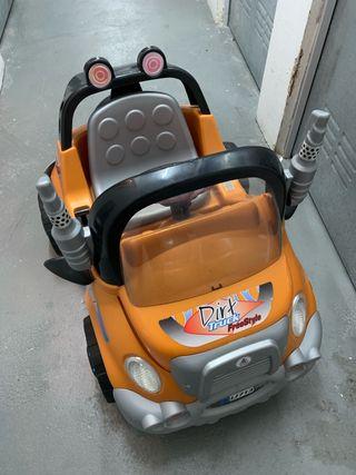 Camión eléctrico niñ@ Feber