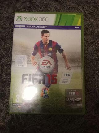 Fifa 15. Xbox 360