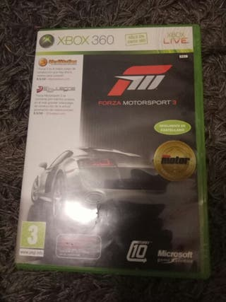 Forza motorsport 3. Xbox360