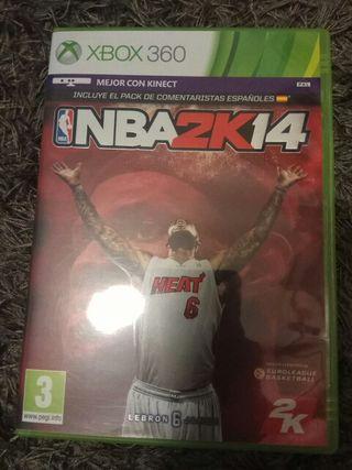 NBA 2K14. Xbox360