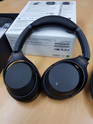 auriculares inhalambricos Sony wh1000xm3