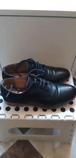 d34b225b9 Zapatos de seguridad tacón de segunda mano en WALLAPOP