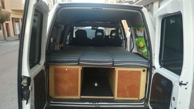 Citroën Jumpy 2. 0 HDI camper