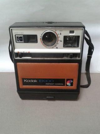 Cámara Kodak EK100