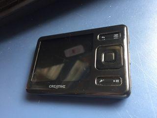Reproductor Mp3 creative ZEN