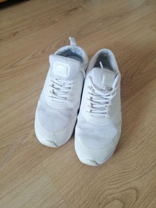 8036718a4 Zapatillas Nike Blancas de segunda mano en la provincia de Valencia ...