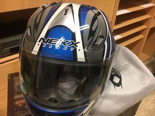 Casco Nexx moto nuevo