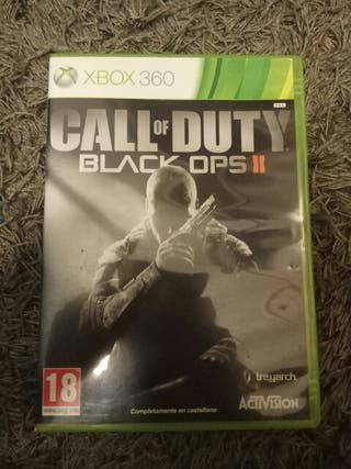 Call of duty black opa 2. Xbox360