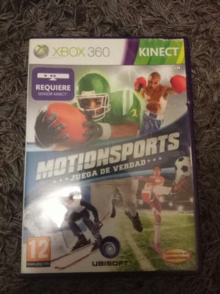 Motionsports. Xbox360