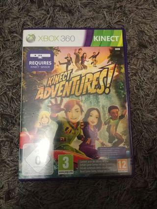 Kinect adventures. Xbox360