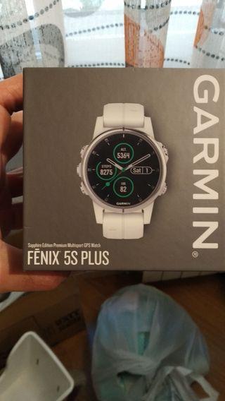 Garmin Fénix 5S Plus