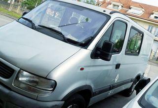Opel Movano 2004